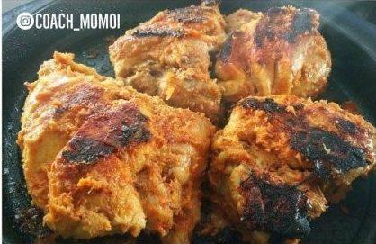 Resipi KURUS:Ayam Percik Sihat