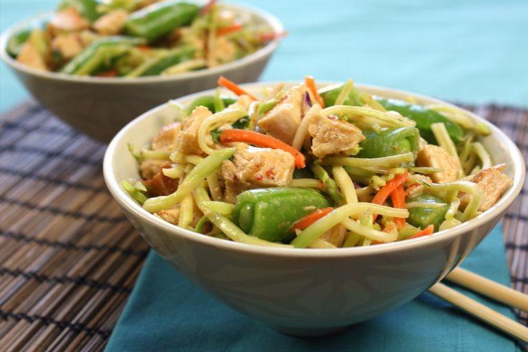 Rempah-Rempah Gaya Tidak Pedas Masakan Thai