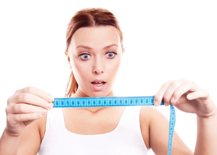 4 langkah mudah untuk menurunkan berat badan.